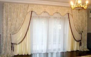 классика шторы